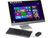 "Acer All-in-One PC Aspire AZ3-615-UR1B Pentium Dual Core G3250T (2.80 GHz) 4 GB DDR3 1 TB HDD 23"" Touchscreen Windows 8.1 64-Bit"