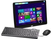 "Acer All-in-One Computer Aspire AZC-606-UR27 Celeron J1900 (2.00 GHz) 4 GB DDR3 1 TB HDD 19.5"" Touchscreen Windows 8.1"