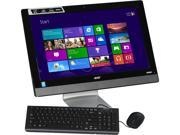 "Acer Aspire Pentium G3220T (2.60GHz) 4GB DDR3 1TB HDD 23"" All-in-One PC Windows 8.1 AZ3-615-UR11"