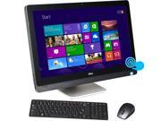 """DELL All-in-One PC XPS XPSo27-5588BK Intel Core i5 3330S (2.70GHz) 6GB DDR3 1TB HDD+32GB SSD HDD 27"""" Touchscreen Windows 8"""