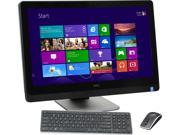 """DELL All-in-One PC XPS XPSo27T-2145BLK Intel Core i7 4770S (3.10GHz) 16GB DDR3 1TB HDD 27"""" Touchscreen Windows 8.1 (64Bit)"""