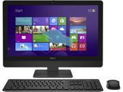 "DELL All-in-One PC Inspiron 5348 (i5348-2001BLK) Pentium G3240 (3.1GHz) 4GB DDR3 1TB HDD 23"" Windows 8.1 64-Bit"