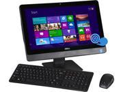 "DELL All-in-One PC Inspiron 3048 (i3048-8002BLK) Intel Core i3 4150T (3.0GHz) 8GB DDR3 1TB HDD 20"" Touchscreen Windows 8.1 64-Bit"
