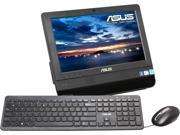 "ASUS Celeron 847 (1.10GHz) 2GB DDR3 320GB HDD 15.6"" Touchscreen All-in-One PC Windows 7 Home Premium 64-Bit ET1612IUTS-B007C"