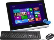 """ASUS A8-Series APU A8-5550M (2.10GHz) 4GB DDR3 1TB HDD 21.5"""" Touchscreen All-in-One PC Windows 8 64-Bit ET2221-01"""
