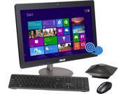 "ASUS Desktop PC ET2322INTH-03 Intel Core i5 4200U (1.60 GHz) 8 GB DDR3 1 TB HDD 23"" Touchscreen Windows 8 64bit"