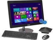 "ASUS All-in-One PC ET2322INTH-04 Intel Core i7 4500U (1.80GHz) 16GB DDR3 1TB HDD 23"" Touchscreen Windows 8 64bit"