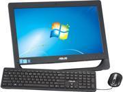 "ASUS Desktop PC ET2013IUTI-01 Pentium G2030 (3.00GHz) 4GB DDR3 500GB HDD 20"" Touchscreen Windows 7 Professional 64bit"
