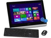 """ASUS All-in-One PC ET2221IUTH-03 Intel Core i5 8GB DDR3 1TB HDD 21.5"""" Touchscreen Windows 8.1 64-Bit"""