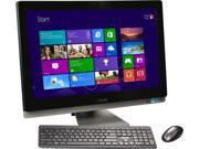 "ASUS All-in-One PC ET2702IGTH-01 Intel Core i5 8GB DDR3 1TB HDD 27"" Touchscreen Windows 8.1 64-Bit"