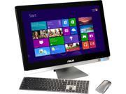 """ASUS All-in-One PC ET2702IGTH-03 Intel Core i7 4770S (3.10GHz) 8GB DDR3 2TB HDD 27"""" Touchscreen Windows 8.1 64-Bit"""