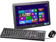 "ASUS All-in-One PC ET2040IUK-C1 Celeron J1800 (2.41GHz) 2GB DDR3 500GB HDD 19.5"" Windows 8.1 64-Bit"