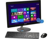 """ASUS All-in-One Computer ET2324IUT-C2 Intel Core i5 5200U (2.20GHz) 8GB DDR3 2TB HDD 23"""" Touchscreen Windows 8.1 64-Bit"""