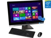"""ASUS All-in-One Computer ET2702IGTH-C3 Intel Core i7 4770S (3.10 GHz) 8 GB DDR3 2 TB HDD 27"""" Touchscreen Windows 8.1 64-Bit"""