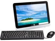 "HP E1-2500 (1.40GHz) 4GB DDR3 19"" All-in-One PC Windows 8.1 19-2011"