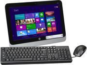 "HP All-in-One PC 18-5010 E1-2500 (1.40 GHz) 4 GB DDR3 18.5"" Windows 8.1"