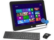 "HP Pavilion A6-Series APU A6-5200 (2.00GHz) 4GB DDR3 1TB HDD 23"" Touchscreen All-in-One PC Windows 8.1 23-h050"