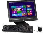 "HP Compaq All-In-One PC Pro 4300 (C9H69UT#ABA) Intel Core i3 3220 (3.30 GHz) 4 GB DDR3 500 GB HDD 20"" Windows 8 Pro 64-bit"