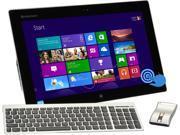 """Lenovo All-in-One PC Flex20 57323539 Intel Core i3 4010U (1.7GHz) 4GB DDR3 500GB HDD 19.5"""" Touchscreen Windows 8.1 64-bit"""