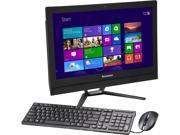 """Lenovo All-in-One PC C40 (F0B5000GUS) A4-Series APU A4-6210 (1.80GHz) 4 GB 500GB HDD 21.5"""" Windows 8.1 64-Bit"""