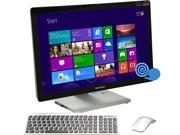 "Lenovo All-in-One PC A740 Intel Core i7 4700MQ (2.40 GHz) 8 GB DDR3 1 TB HDD 27"" Touchscreen Windows 8 64-Bit"