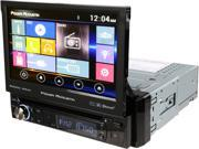 """Power Acoustik PD-724HB 7"""" Flip Out LCD Screen w/Bluetooth"""