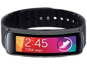 Samsung Gear Fit Wearable Electronics (Black)