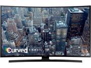 "Samsung UN40JU6700 40"" Class Curved 4K Ultra HD Smart LED TV"