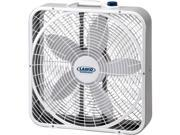"LASKO 3720 20"" Weather-Shield Box Fan"