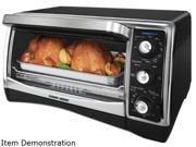 Black & Decker TO1640B Black Convection Countertop Oven