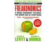Freakonomics 1 Original Levitt, Steven D./ Dubner, Stephen J.