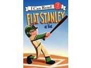Flat Stanley at Bat I Can Read. Level 2 Brown, Jeff (Creator)/ Houran, Lori Haskins/ Pamintuan, Macky (Illustrator)