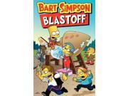 Bart Simpson Blastoff Simpsons Groening, Matt