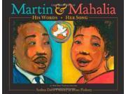 Martin & Mahalia Pinkney, Andrea Davis/ Pinkney, J. Brian (Illustrator)
