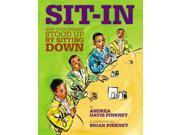 Sit-In Jane Addams Honor Book (Awards) 1 Pinkney, Andrea Davis/ Pinkney, J. Brian (Illustrator)