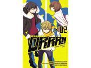 Durarara!! Yellow Scarves Arc 2 Durarara!!: Yellow Scarves Arc Narita, Ryohgo/ Satorigi, Akiyo (Illustrator)