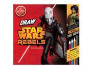 Draw Star Wars Rebels ACT CSM PE Klutz (Corporate Author)