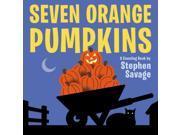 Seven Orange Pumpkins
