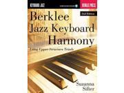 Berklee Jazz Keyboard Harmony 2 PAP/PSC Sifter, Suzanna
