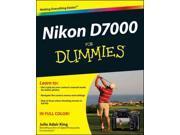 Nikon D7000 for Dummies For Dummies (Computer/Tech) King, Julie Adair