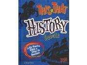 This or That History Debate Edge Books