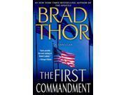 The First Commandment Reprint Thor, Brad