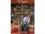 The Woodwrights Shop The Woodwright's Shop DVD Underhill, Roy (Contributor)