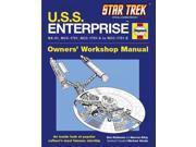 Star Trek U.s.s. Enterprise Robinson, Ben/ Riley, Marcus