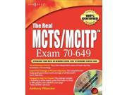 The Real MCTS/MCITP Exam 70-649 Upgrading Your MCSE on Windows Server 2003 to Windows Server 2008 Prep Kit PAP/CDR