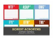 Honest Acronyms NPD Knock Knock