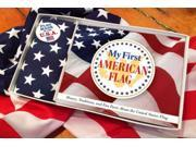 My First American Flag BOX NOV Applesauce Press (Corporate Author)