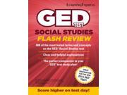 Ged Test Social Studies Flash Review LearningExpress, LLC. (Corporate Author)