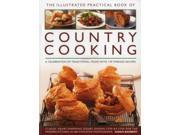 The Illustrated Practical Book of Country Cooking Banbery, Sarah