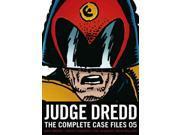 Judge Dredd: The Complete Case Files 5 Judge Dredd Wagner, John/ Ezquerra, Carlos (Artist)/ Wilson, Colin (Illustrator)/ Bolland, Brian (Illustrator)
